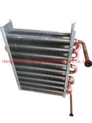 La refrigeración de aire acondicionado split condensador con bobina de acero inoxidable