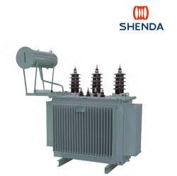 Chinesischer Transformator-Hersteller 20 Jahre Einrichtung Cesi Kema Cer Iec-IEEE 2000kVA 20/0.4kv 50Hz Dyn11 Verteilungs-Transformator-