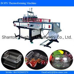 BOPS machine de thermoformage pour boîte en plastique contenant des aliments