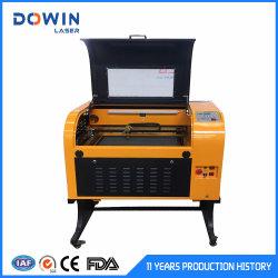 Máquina de corte do equipamento de gravação a laser 60W / 80W
