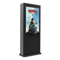 IP65 LCD à prova de Tela de Vídeo Digital Visor Exterior Publicidade