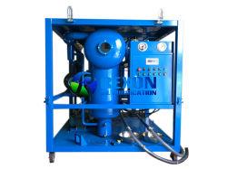 Disidratazione e degassamento sotto vuoto macchina dielettrica per il trattamento dell'olio