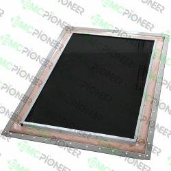 Emcpioneer 10MHz-130MHz com 100dB janela de malha de arame
