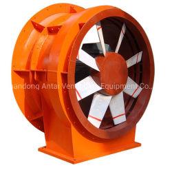 Mijn ventilator mijn Axial Fan Mine Roadway ventilatie ventilator ventilatie Ondergronds