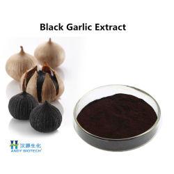 Травяной извлечь черный чеснок извлечения темно-коричневого цвета с черной тонкой порошок