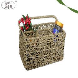 Renel herbiers panier de stockage de bureau personnalisés par l'artisanat