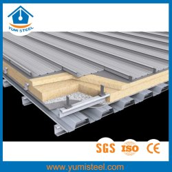 El peso de la luz de techo ondulado Al Mg de Hojas de aleación de Mn