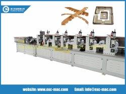 Papel CNC Protetor de Borda a máquina com o Online Furador
