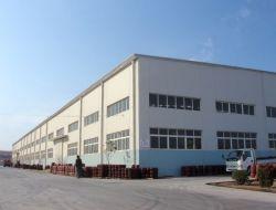 Barato Prefab moderna estrutura de aço Ware House para venda