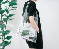OEMの昇進のギフトのための熱い販売Plastic/PVC/TPUのショッピングベスト袋