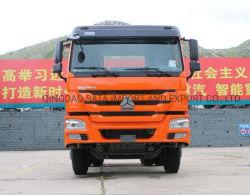 HOWO 6X4 371HP tracteur remorque utilisée avec LHD et Rhd conducteur