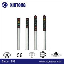 Compte à rebours pour piétons le boîtier du feu de signalisation à LED système de contrôle du signal