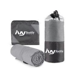 Высоко абсорбирующий полосой Сублимация печать ткань из микроволокна спортивный гольф полотенце Тренажерный зал