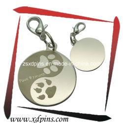 De hete Liefde van de Douane van de Manier van de Verkoop, de vijf-Gerichte Markering van de Hond van het Metaal van Shantou van de Code van Qr van de Ster