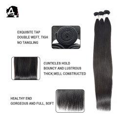 India Angelbella cabello tejido 1b# Hotsales cabello virgen trama