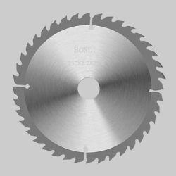 Norme allemande en carbure de tungstène Tct lame de scie circulaire/aluminium/bois/plastique/coupe papier/cuivre