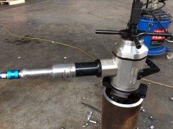 Пневматический трубопровод внутренних внутри Beveling Bevelling машины