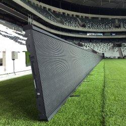 صالة رياضية/استاد كرة قدم P10 لإعلانى LED تلفاز مجلس الإدارة