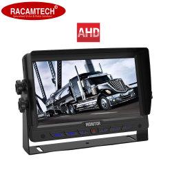 """7 de """" Hoge Monitor van de Mening van 2-CH LCD van de Definitie Achter voor Auto/Bus/Vrachtwagen/Op zwaar werk berekend Voertuig"""