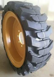 미끄럼 수송아지 로더 살쾡이 12-16.5를 위한 단단한 타이어