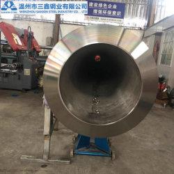 TP304/TP304L de Holle Gegalvaniseerde Naadloze Pijp van uitstekende kwaliteit van het Roestvrij staal van de Grote Diameter