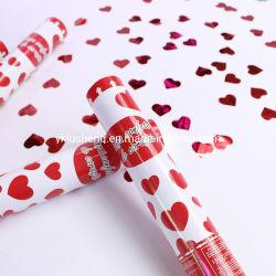 당 가족과 결혼식을%s 사랑 작풍 당 Popper Confetti 대포
