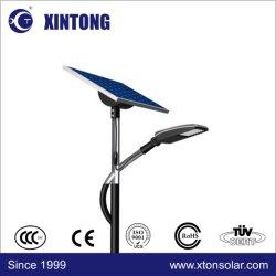 Все в одном интегрированном открытый индикатор солнечной улице Lightings с полюса и солнечная панель AC 12V/24V 80W 100 Вт 120W