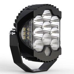 9 LED de luz de trabalho carro elevador trabalhar 9 Polegada 150W LED redondos luz de condução Offroad com DRL E MARCA DE LED off road luz de condução