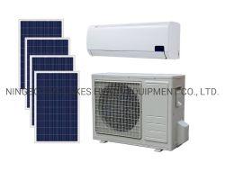 Energía verde La energía solar Aire Acondicionado de 12000BTU