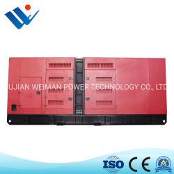 de Elektrische Norm van de Generator ISO 3046 van de Macht van Diesel 165kw 206kVA Cummins van de Generator