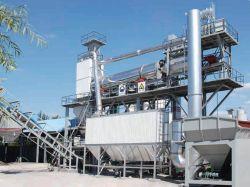 Горячий мелиорированных асфальт завод заслонки смешения воздушных потоков