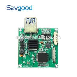 Savgood 1080P 50/60 fps USB3.0 Placa Traseira converter a LVDS para USB3.0 Sg-Tb01-USB para câmara digital Sony Module
