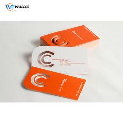 Vente à chaud de haute qualité de la Chine Custom Die Cut de forme irrégulière plastique PVC/carte de membre