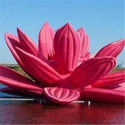 Oxford-aufblasbares riesiges Produkt-aufblasbare Blume