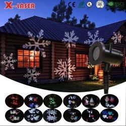 Imperméable IP65 Jardin lumière LED RGBW pour Noël et l'Halloween