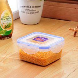Recipiente de comida de plástico PP microondas 800ml de armazenamento