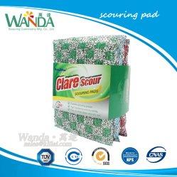 Esponja de malla de esponja de limpieza