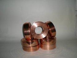Caja de acero galvanizado de cobre el alambre de cosido