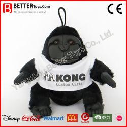 Soft gorila de pelúcia presente de promoção Custom brinquedo recheadas