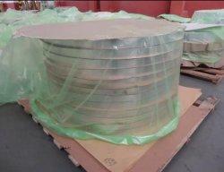 4343/3003/4343 delle alette di alluminio placcate per i radiatori che brasano