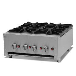 Fogão a gás de cozinha e cilindro de fogão a gás de poupança de energia
