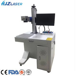 Mopa Farbmarkierung in der Edelstahl-Laser-Gravierfräsmaschine