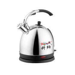 水茶コーヒーやかんのステンレス鋼の電気Kettlewithの涼しい接触