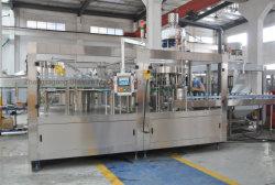 De automatische Gebottelde Sprankelende Verpakkende Lijn van de Soda van het Systeem van de Drank Vullende