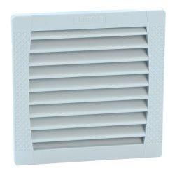 ABS IP54 High-Equality EMC, à haute efficacité énergétique du moteur de ventilation du filtre du ventilateur industriel pour l'armoire électrique