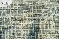 Tissu gris clair canapé Tapisserie (fth31865)