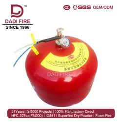 Prijs van het Systeem van het Brandblusapparaat van het Poeder van de Opbrengst van de fabriek Superfine Droge