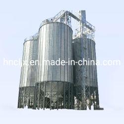محترفة صاحب مصنع قادوس قعر فولاذ معدن حبة أرزّ قمح ذرة تخزين صومعة