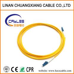 Оптическое волокно патч кабель LC-LC одномодовый