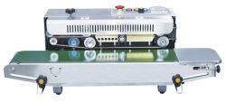デジタル温度調節器FR-900Sのシーリング機械が付いている連続的なバンドシーラーのステンレス鋼ボディ